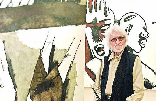 Up close and personal: Five decades of friendship with MF Husain