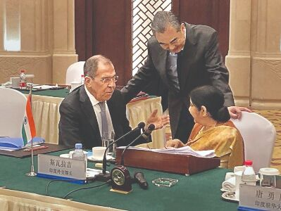 India, China & Russia reaffirms strong opposition to terrorism