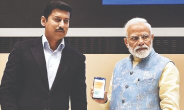 PM launches Khelo India App