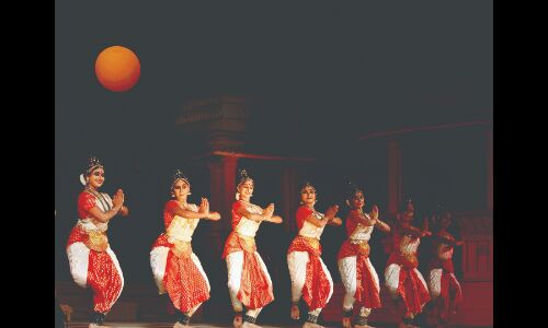 Classical dance as cultural heritage