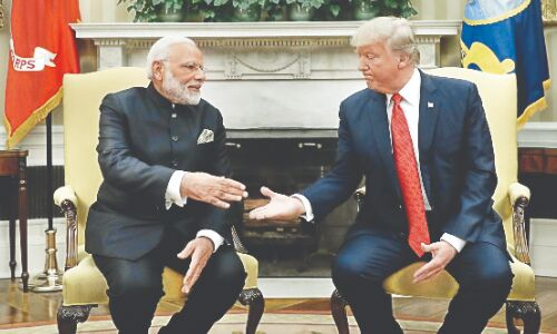 Behind the Modi-Trump  embrace