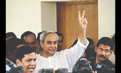 The rise and rise  of Odisha's longest-serving CM